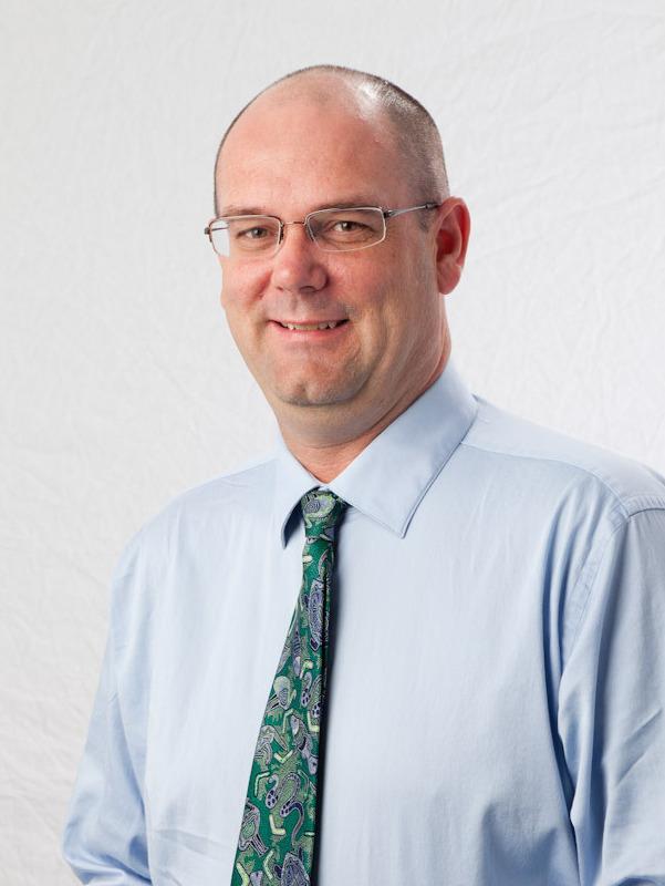 Brendan Roark, Geography Professor and Program Director